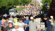 Marathon Sea of People